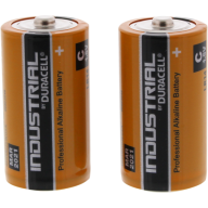 2 industrial duracell battery free png download