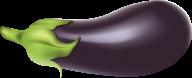 3D Eggplant Png Image