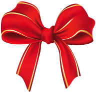 4 slide red ribbon free clipart download