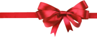 6 petal red ribbon free clipart download