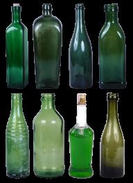 8 types of wine bottel free png download