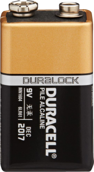 9 v duralock duracell battery free png download