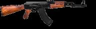 AK-74 Assault Rifle Png Image