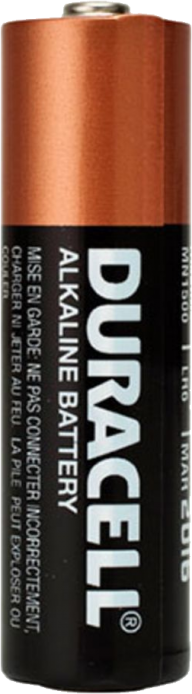 alkaline duracell battery free png download (2)