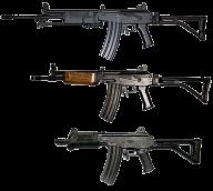 assault rifle png download