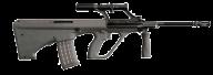 assault rifle png hd