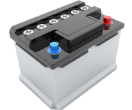 Automotive Battery Free PNG Image Download 15