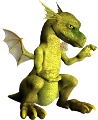 baby dragon free png