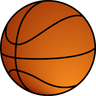 basketball clip art download png