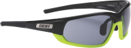 bbb green frame sunglasses