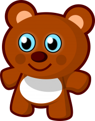 Bear Png Doll