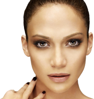 Beautiful Face PNG Image