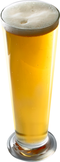 beer filled  cone glass free png download