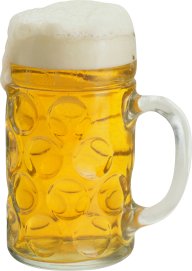 beer filled fancy glass free png download