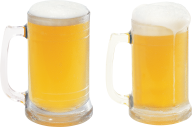 beer filled glass free png download (2)
