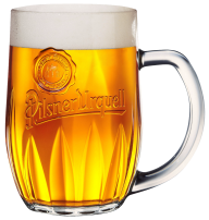 beer filled handled  glass free png download