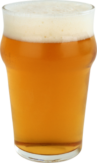 beer on bend  glass free png download