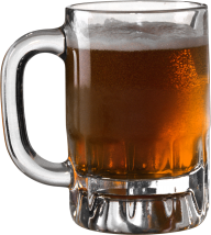 beer on glass free png download (2)