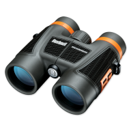 Binocular png with blue Lens