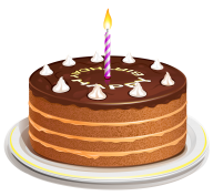 birth day cake free clipart download