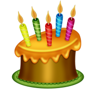 birthday cake free clipart download
