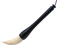 black handle black brush free png download (2)