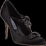 black  heelshoe free png download