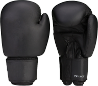 black setboxing gloves free png download