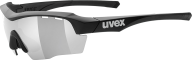 black uvex sunglasses