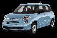 Blue Fiat Png image download