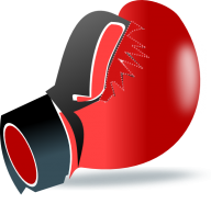 boxing gloves clipart  free png download