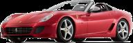 Broken Glass Ferrari Png Download