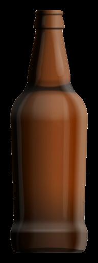 brown bottel free clipart  download