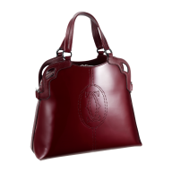 brown women leather handbag free png download (2)