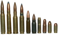bullet in size png