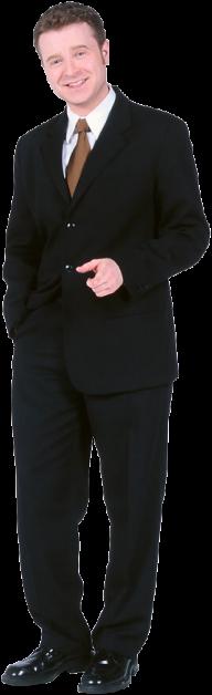 Business Man PNG free Image Download 5