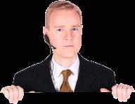 Business Man PNG free Image Download 9