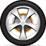 Car Wheel PNG free Image Download 10