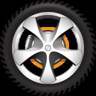 Car Wheel PNG free Image Download 10