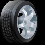 Car Wheel PNG free Image Download 11