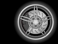 Car Wheel PNG free Image Download 4