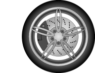 Car Wheel PNG free Image Download 5