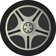 Car Wheel PNG free Image Download 7