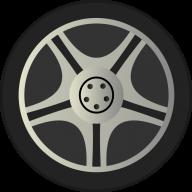 Car Wheel PNG free Image Download 7