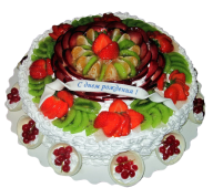 cherry cake free png download