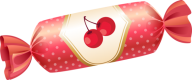 cherry shaped bonbon candy free png download
