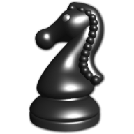 Chess Black Rook Png