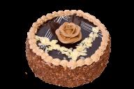 choco flower cake free png download