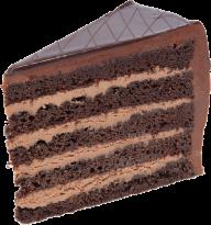 choco layerwed cake free png download