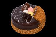 choco nut cake free png download